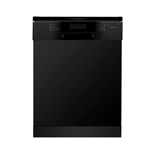 Faber 14 Place Setting Dishwasher (FFSD 8PR 14S, Black)