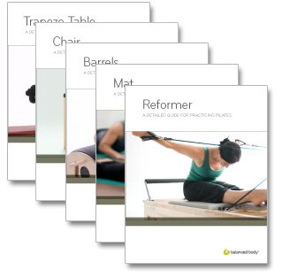 Balanced Body Manual - Set of 5
