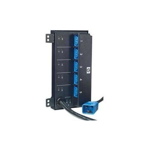 PDU Extension Bar 5xC13