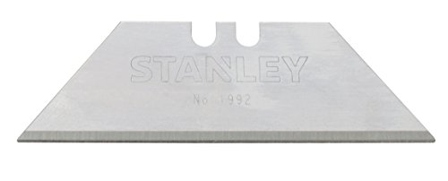 Stanley 11-921 10-Pack 1992 Heavy-Duty Utility Knife Replacement Blades