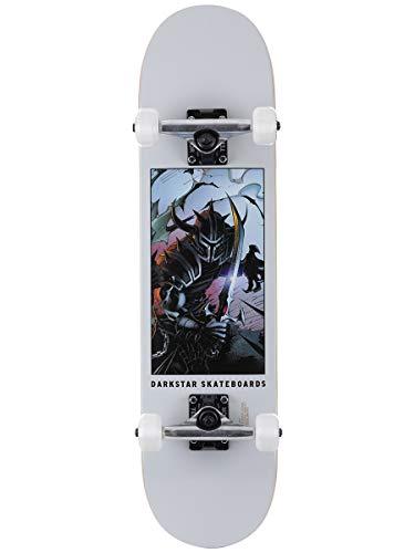 Darkstar Skateboard Complete Civil Emboss TieDye Orange 8.25