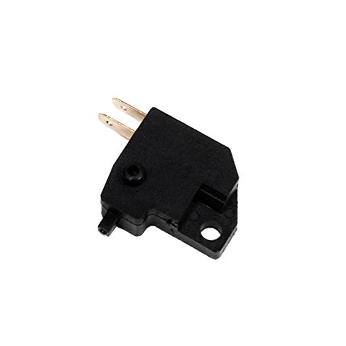 Universal fit Front Brake Switch, Swing Type - 2 pins - for motorcycles scooters and atv