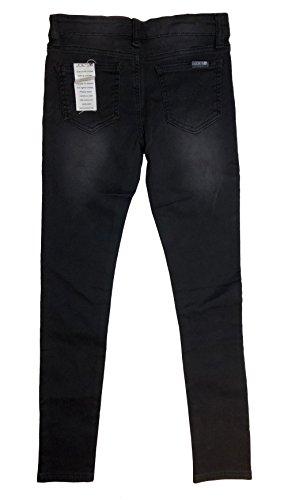 Joe's Jeans Girls Tween Ken Jegging Ultra Slim Fit (Black-Ken, 14) by Joe's Jeans (Image #2)