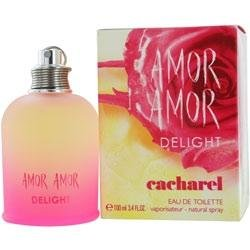 Cacharel Amor Amor Delight Eau De Toilette Femme 100ml Amazon