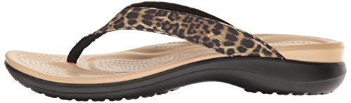 Images of Crocs Women's Capri V Graphic Flip Capri V Graphic W