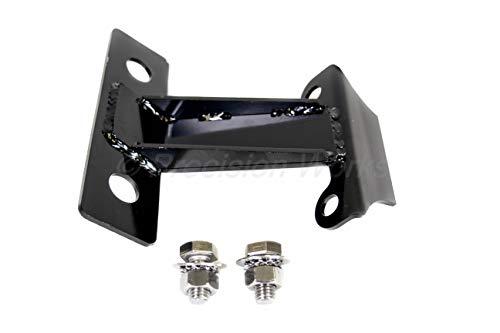 Precision Works Differential Support Bracket for BMW E82 135i E90 E92 335i 335is ()