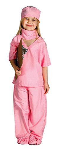 Aeromax Dr. Scrubs Costume Set