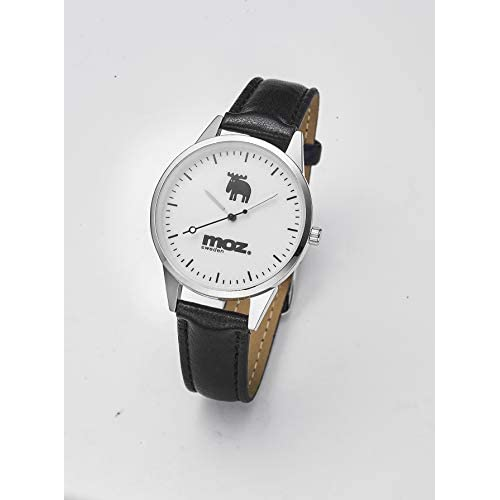 moz CLASSIC WATCH BOOK Silver ver. 付録画像