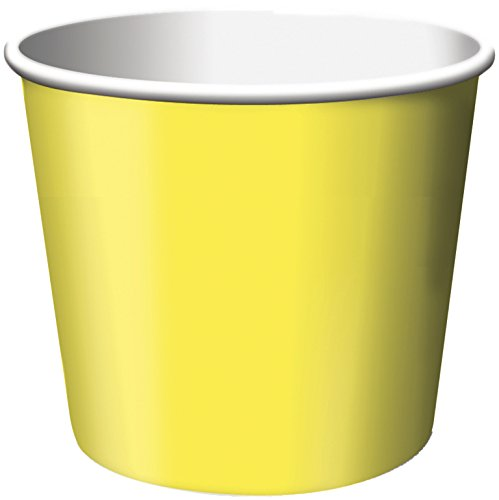 Creative Converting 6 Count Treat Cups, Mimosa