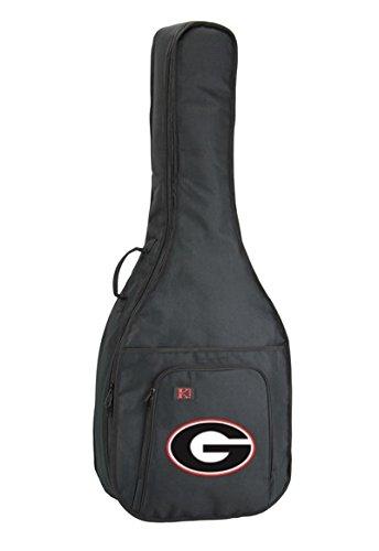 NCAA Collegiate Acoustic Guitar Bag -Georgia Bulldogs