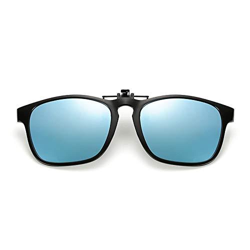 Las para Pueden livianas de la y Sol B Los Resolver Usar Abajo miopía Directamente Lentes de Boca no Gafas Ponerse polarizados Sol KOMNY Clips B Pueden tO1qw78q