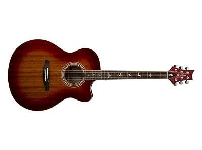 Paul Reed Smith SE Angelus A10E Acoustic-Electric Guitar (Cherry Sunburst)