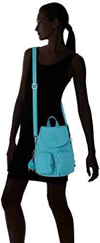 Kipling Women's Firefly Up Backpack Turquoise (Turquoise Dream 44j)