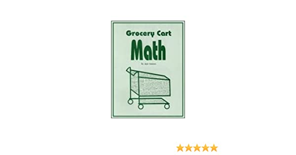 Math Worksheets 3rd grade free math worksheets : Grocery Cart Math: Dale Simpson: 9781880892671: Amazon.com: Books