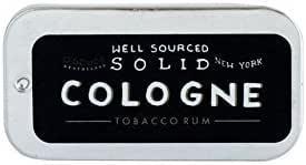 O'Douds - Natural Solid Cologne (Heritage & Tobacco Rum) (Tobacco Rum)