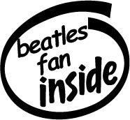 Fan Inside Vinyl (Die-cut Vinyl Sticker Decal (6