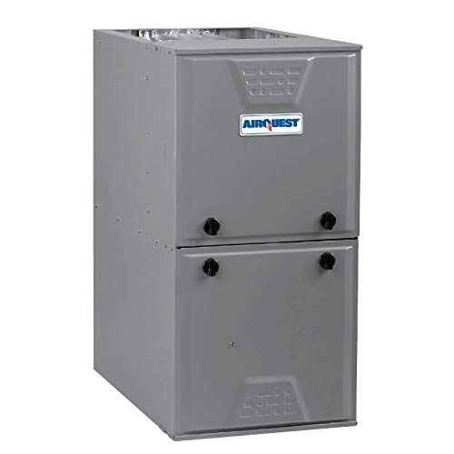 - 60,000 BTU 96% AFUE Two Stage Multi-Positional AirQuest Gas Furnace