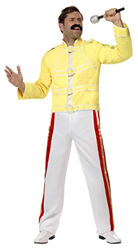 Queen Freddie Mercury Costume]()