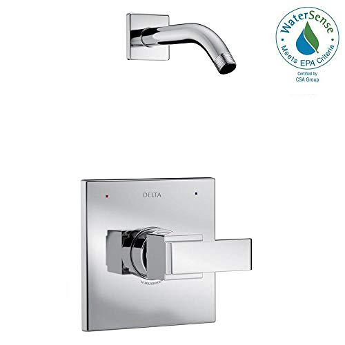 Delta Faucet Ara 14 Series Single-Function Shower Trim Kit, Chrome T14267-LHD (Valve and Shower Head Not Included)