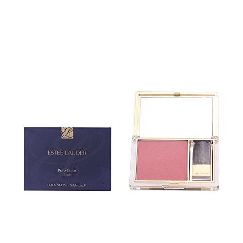 Estee Lauder Pure Color Blush No. 02 Pink Kiss for Women, Satin, 0.24 Ounce