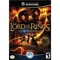 Lord of the Rings The Third Age - Gamecube (Birchwood Ring)