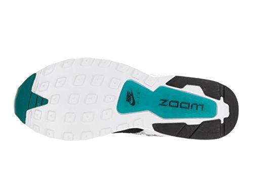 White Nike 92 Zoom Teal Scarpe rio black Blanco Corsa Uomo Pegasus da Air Black tzrqwzZ