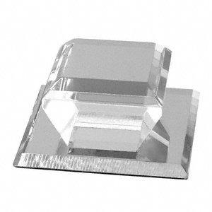 Cut Acrylic Mirror (CRL Acrylic Hand Cut Square Stick-On Mirror)