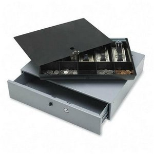 SPARCO S.P. Richards Company Cash Drawer with Removable T...