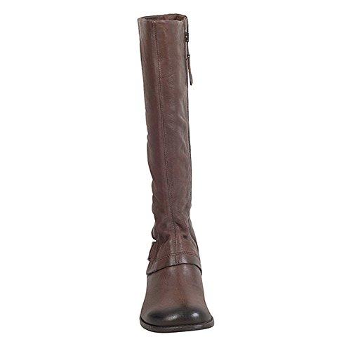 Boot Miz WC Chocolate Mooz Women's Tall Bennett Wedge pRHYwqp