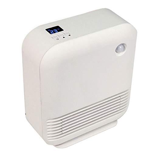 Chauffage électrique intelligent petit radiateur électrique de chauffage de salle de bain domestique chauffage électrique silencieux