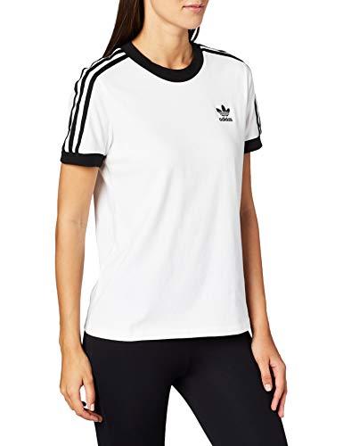 adidas Damen 3-Streifen Trainingsshirt