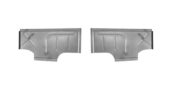 Motor City Sheet Metal Works With 1961 1962 1963 1964 1965 1966 1967 1968 FORD ECONOLINE FRONT FLOOR PANS NEW PAIR