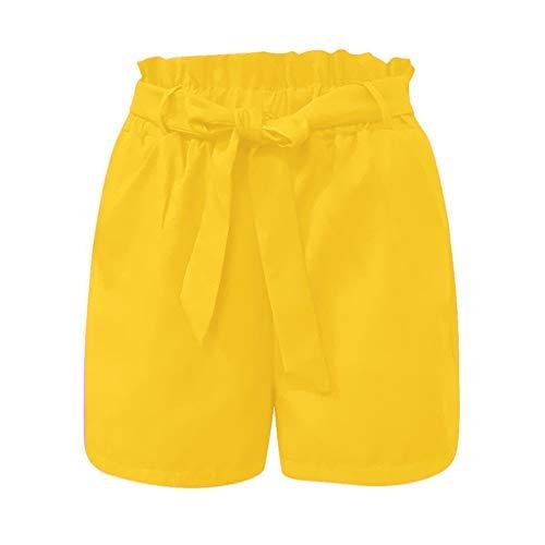 Longra 🌺 💞Yoga Mujeres! 2019 Pantalones Cortos Populares de Las Nuevas Chicas Sexy Ahuecar Summer Señoras Pantalones Cortos