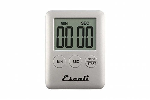 Escali DR2 Mini Digital Timer Counter Display Unit44; Pack of 12