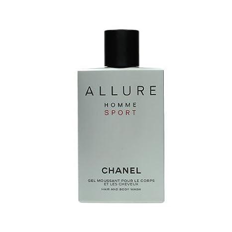 be1a2c1d0ee Chanel Allure Homme Sport Showergel 200 ml  Amazon.co.uk  Beauty