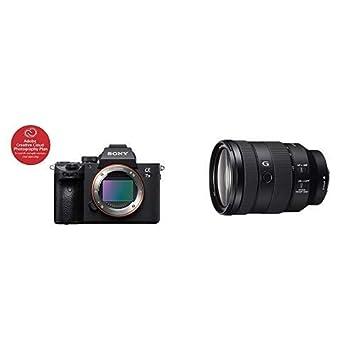 Amazon.com: Sony a7 III - Cámara de objetivo sin espejo con ...