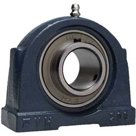 (FYH Tapped-Base Pillow Block Mounted Ball Bearing UCPAN20412G5, 3/4