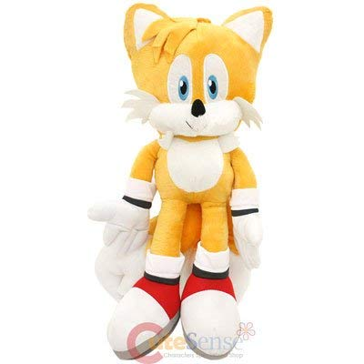 Sonic The Hedgehog Tails Plush Doll Bag Custume Backpack -20