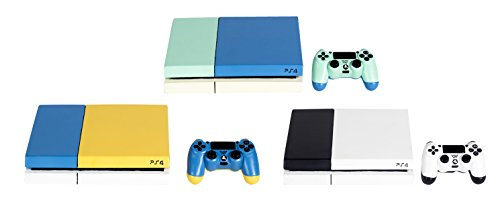 Brain Box Hand made Polyresin PS4 Console and Controller Replica   (Figurine Handmade Sculpture)