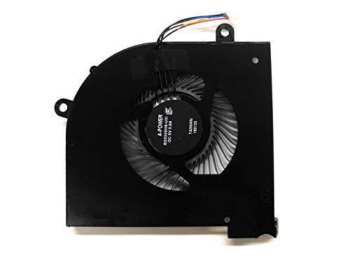 Cooler Para Msi Gs65 Gs65vr Ms-16q2 Fan