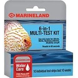 Marineland ML90662-00 6-in-1 Multi-Test Kit