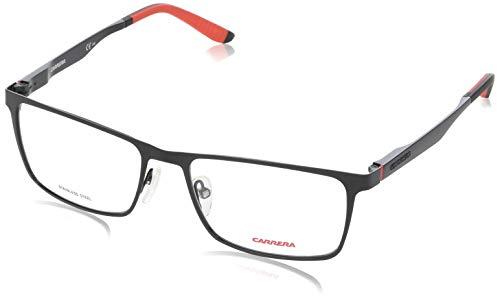 Carrera 8811 Eyeglass Frames CA8811-0003-5517 - Matte Black Frame, Lens Diameter 55mm, (Carrera Eyeglass Frames)