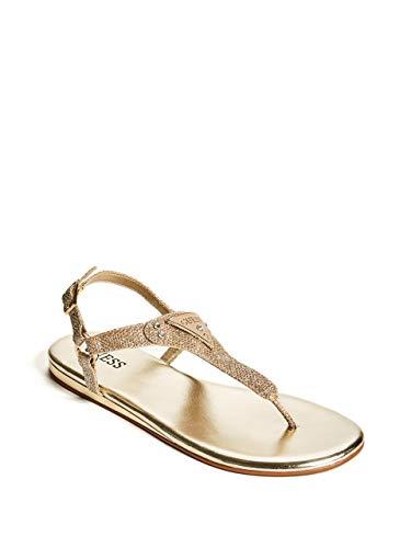 s Carmela T-Strap Sandals Gold ()