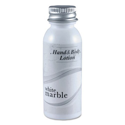 Dial 12190-71 White Marble Guest Amenities, Moisture Riche™ Hand & Body Lotion, 3/4 Ounce (1219071DIA) Category: Lotion