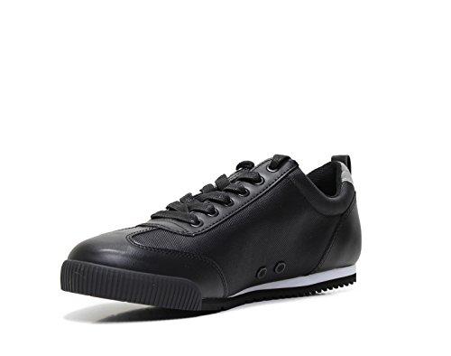Baskets Homme Noir 000 Klein Black Welby Calvin Nylon Smooth xqapCFf