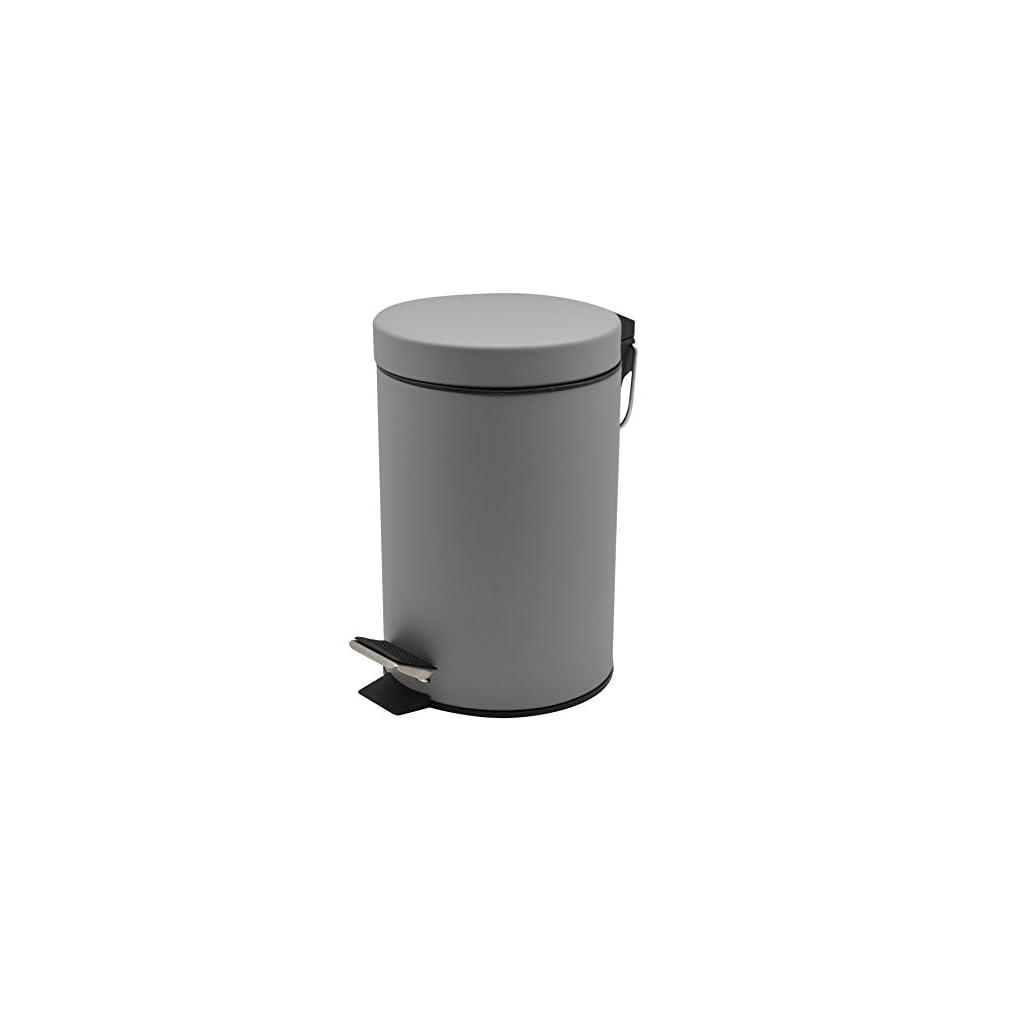 Pedal Bin With Inner Bucket