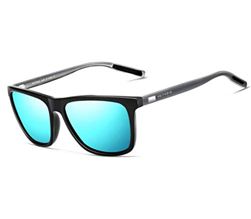 de polarizadas de Para de mujer espejo de polarizadas Polarizadas gafas Gafas Buena De gafas espejo baratas sol Calidad hombre Mujeres De aviador mujer gafas – Espejo Sol sol sol S00vRwqf