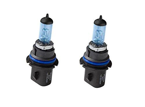 - Putco 239004NW Pure Halogen Headlight Bulb - Night White - 9004 (Pair)