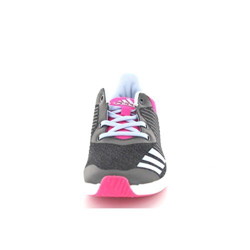 adidas FortaRun K, DKGREY/EASBLU/SHOPIN, 28