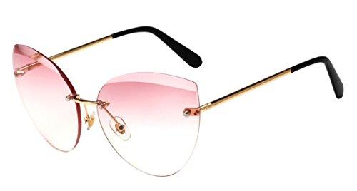 Eye de Eyewear Cat Color1 Polaroid Tide Women sol Gafas JYR de Fashion anti sol ultravioleta HD Gafas wZ6nqUI